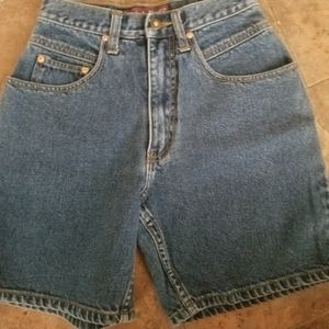Paris Blues Vintage mom shorts
